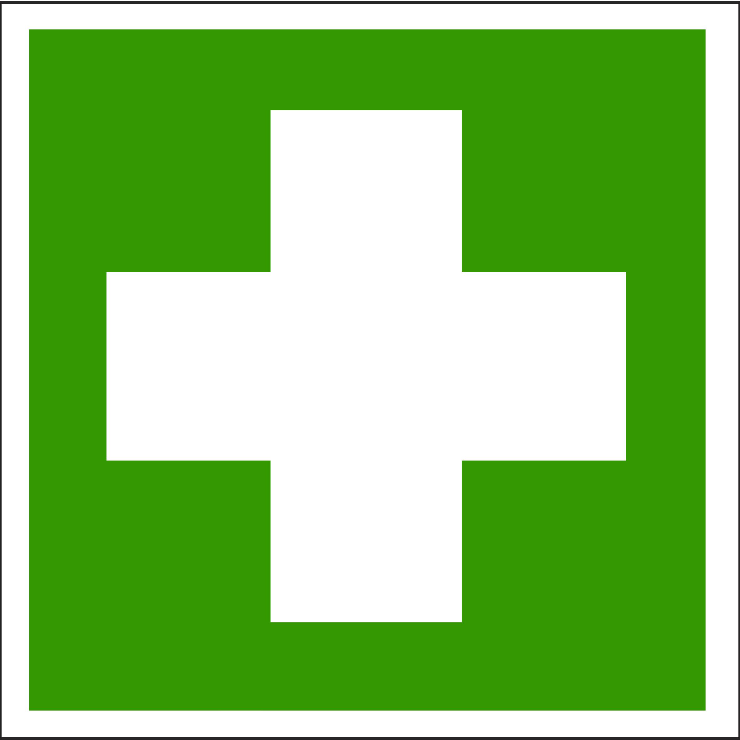 Крест картинка для аптечки