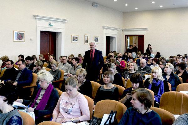 На прошлой неделе прошли первые очные семинары по охране труда в Смоленске и Архангельске
